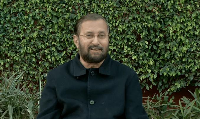 प्रकाश जावड़ेकर ने वजह बताते हुए कहा- राहुल की बातों पर टिप्पणी करना बेकार
