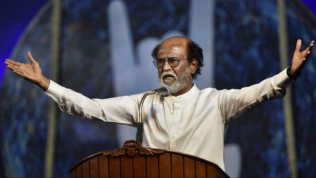 सुपरस्टार रजनीकांत का बड़ा ऐलान- नहीं बनाएंगे कोई राजनीतिक दल