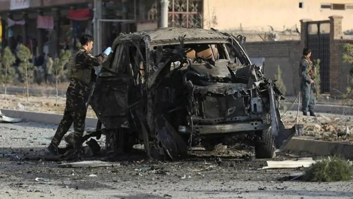 अफगानिस्तान का काबुल आज फिर बम विस्फोट से दहल उठा