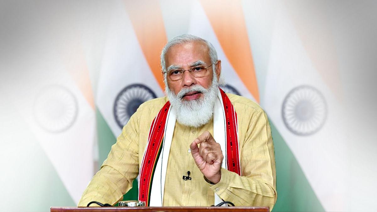 विश्व भारती विश्वविद्यालय के शताब्दी समारोह में PM मोदी का संबोधन