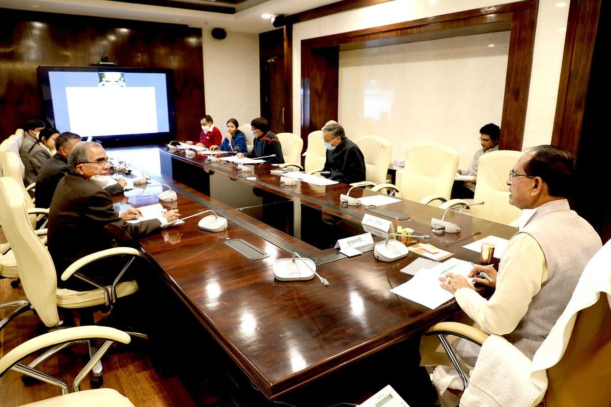 भोपाल : कृषि विभाग समीक्षा में CM ने दिए अहम् निर्देश