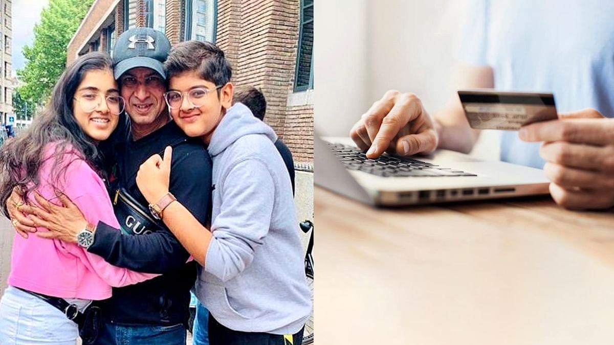 रोनित रॉय के बेटे ऑनलाइन शॉपिंग के दौरान हुए फ्रॉड के शिकार