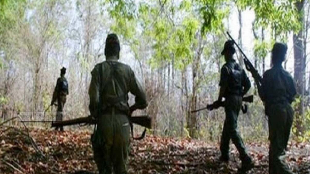 बालाघाट जिले में सुरक्षाबलों और नक्सलियों के बीच हुई मुठभेड़, 2 नक्सली ढेर