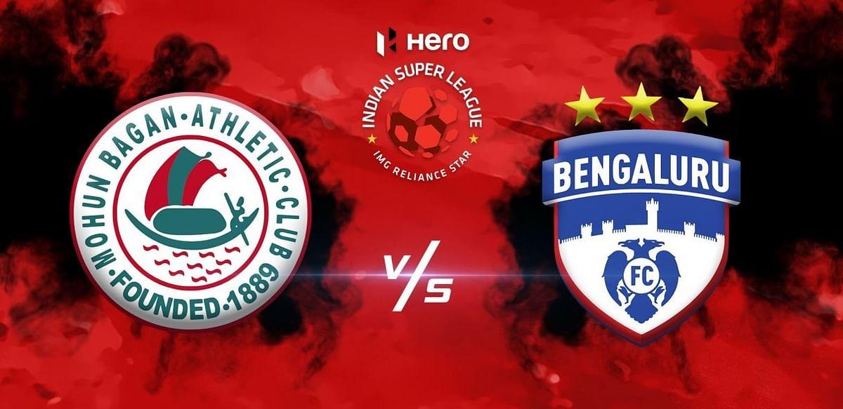 ISL 2020-21 : मोहन बागान ने बेंगलुरु को चखाया पहली हार का स्वाद