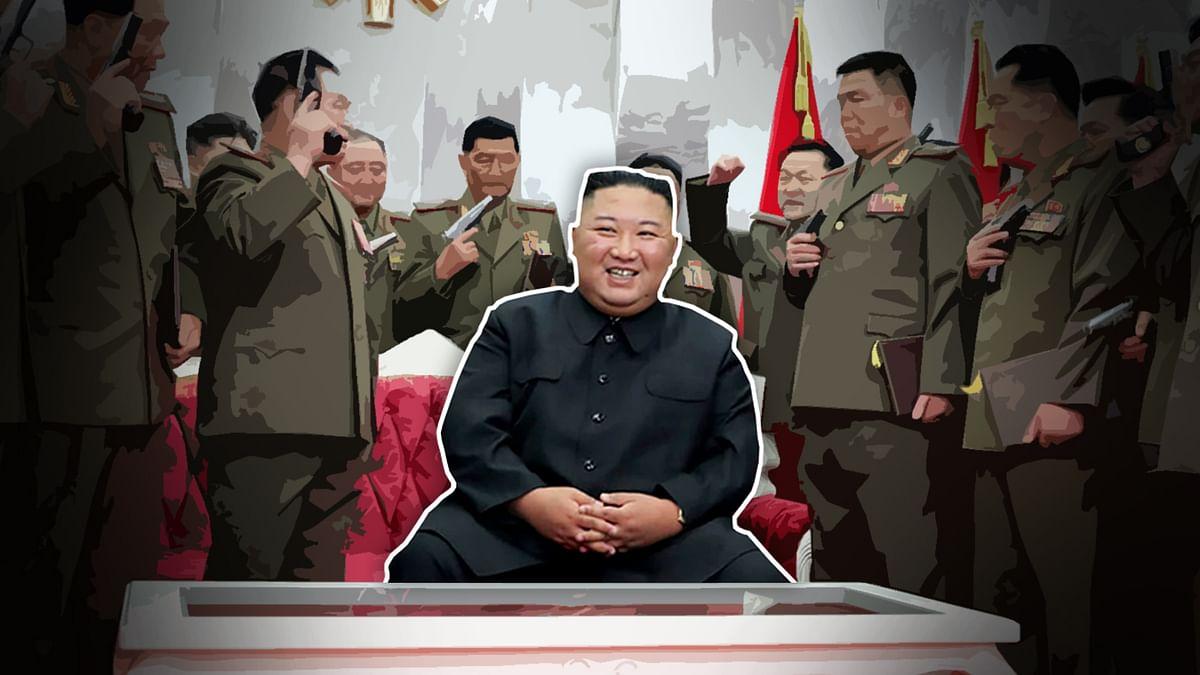 कोरोना के नियम न मानने वालों के खिलाफ किंग जोंग की भयानक कार्रवाई