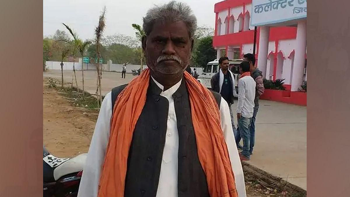 भाजपा के MLA सीताराम की अचानक बिगड़ी तबीयत, CM ने की जल्द ठीक होने की कामना