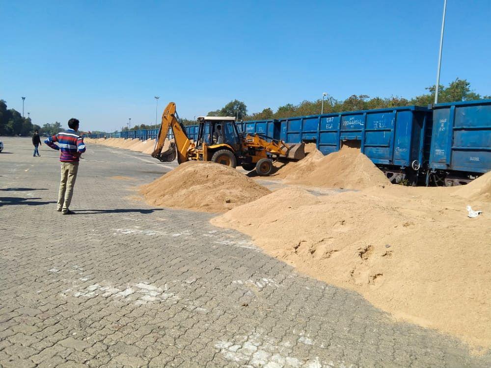 बालाघाट : बालाघाट की रेत, बदलेगी तस्वीर और तकदीर