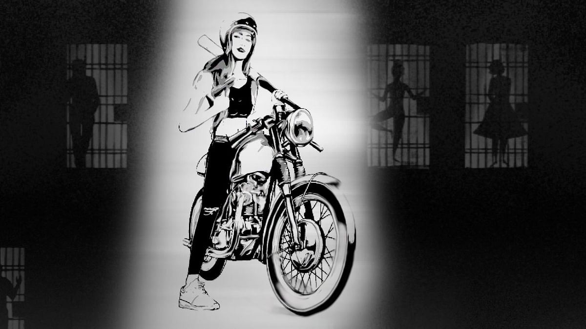 इंदौर : स्मार्ट सिटी में पनपने लगी है लेडी डॉन बनने की चाह