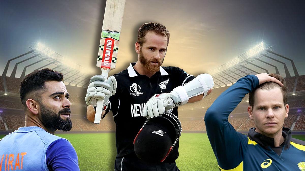 ICC Test Ranking Batsman: विराट और स्मिथ को पीछे छोड़ नंबर वन बने विलियम्सन