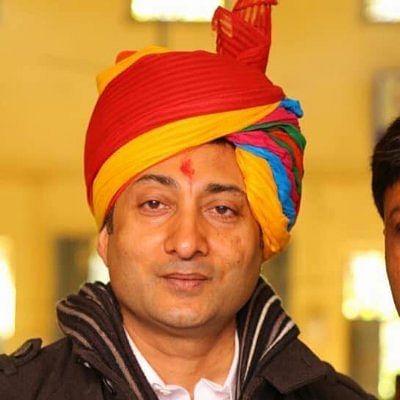 भोपाल : मंत्री राजवर्धन सिंह से निवेशकों ने की मुलाकात
