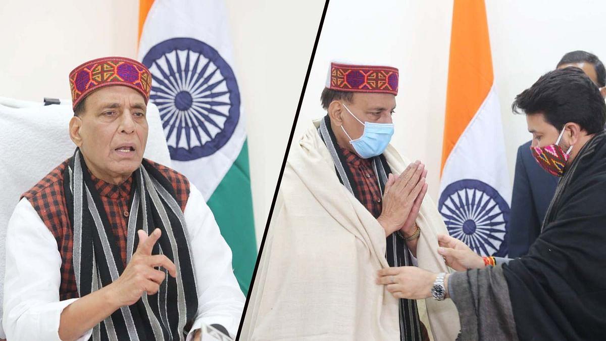 कृषि कानून पर रक्षा मंत्री राजनाथ सिंह ने किसान भाइयों से की ये अपील