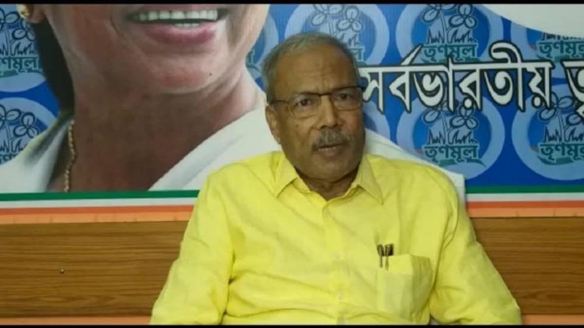 पश्चिम बंगाल: CM बनर्जी के एक और विधायक शीलभद्र दत्त ने छोड़ा TMC का साथ