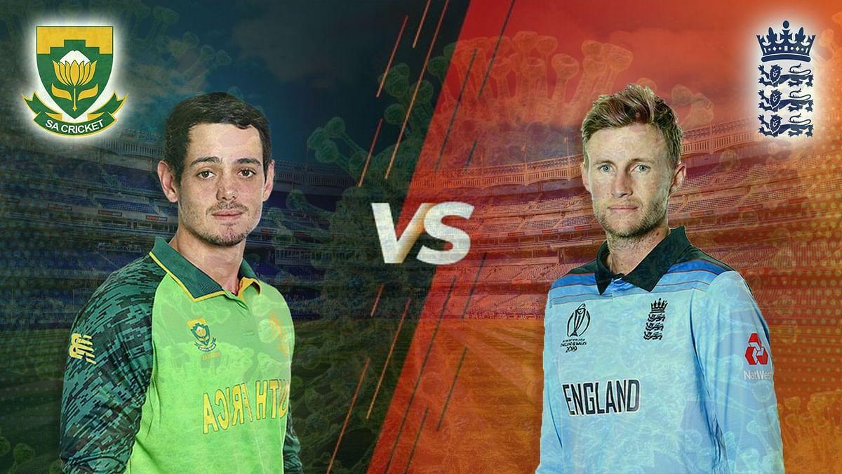 द.अफ्रीका और इंग्लैंड के पहले वनडे पर कोरोना का साया, मैच रद्द