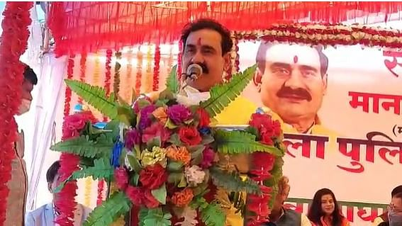 किसान आंदोलन के पीछे के चेहरे और कोई हैं: डॉ. नरोत्तम मिश्रा