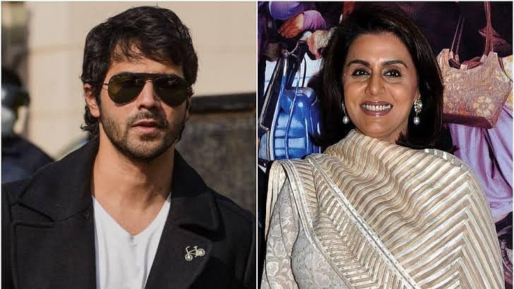 वरुण धवन, नीतू सिंह कोरोना पॉजिटिव, रोकी गई फिल्म की शूटिंग