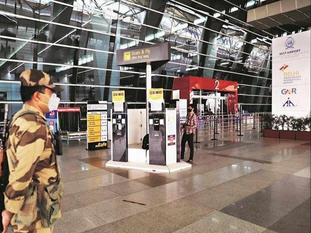 दिल्ली हवाई अड्डे पर नया 'पैसेंजर ट्रैकिंग सिस्टम'