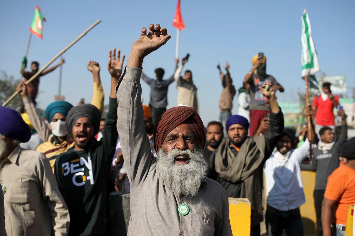 पंजाब से बड़ी संख्या में किसानों का शनिवार-रविवार को दिल्ली कूच