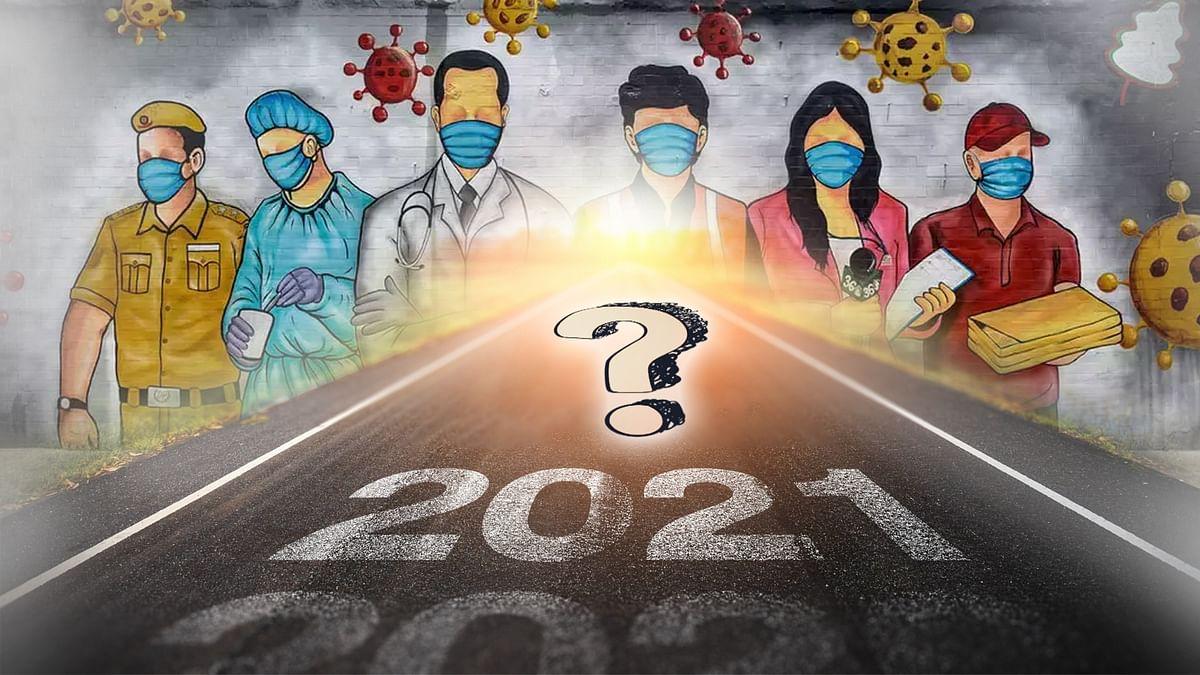 कोविड-19 ने बताया 19-20 का फर्क, R&D ईयर होगा 2021