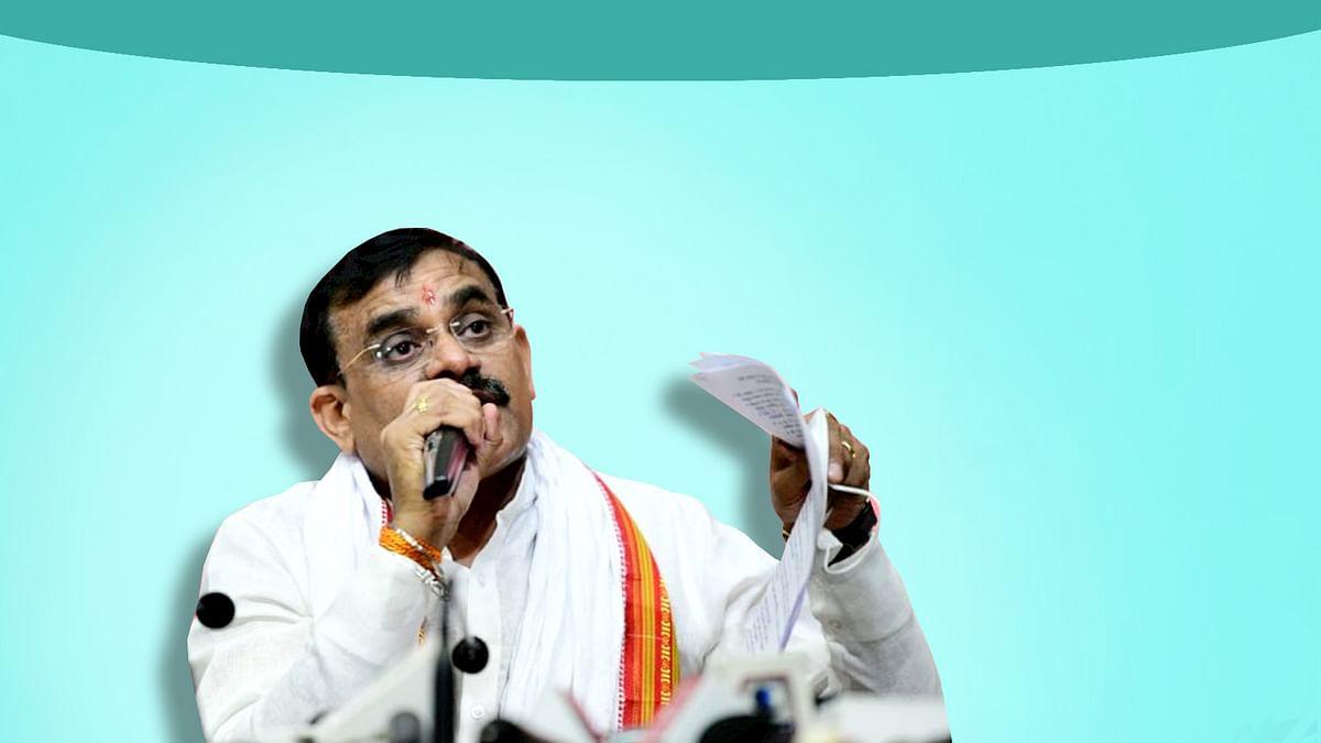 कांग्रेस के बंद को लेकर VD शर्मा का बयान,कहा-कांग्रेसी सिर्फ नौटंकी करते हैं