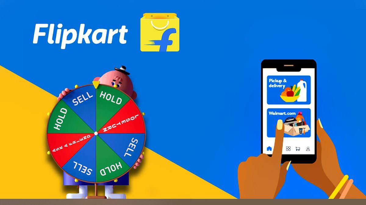 Flipkart के शेयर बेच कर Walmart ने जुटाए 10 बिलियन डॉलर