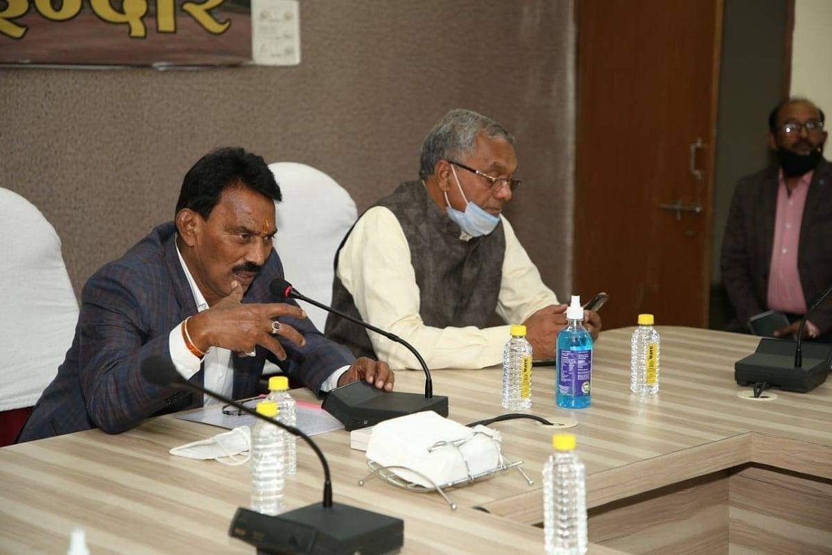 इंदौर में माफियाओं के खात्मे तक चलेगा अभियान