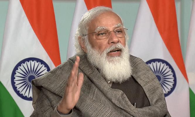 प्रबुद्ध भारत के 125वें वार्षिकोत्सव समारोह में प्रधानमंत्री का संबोधन