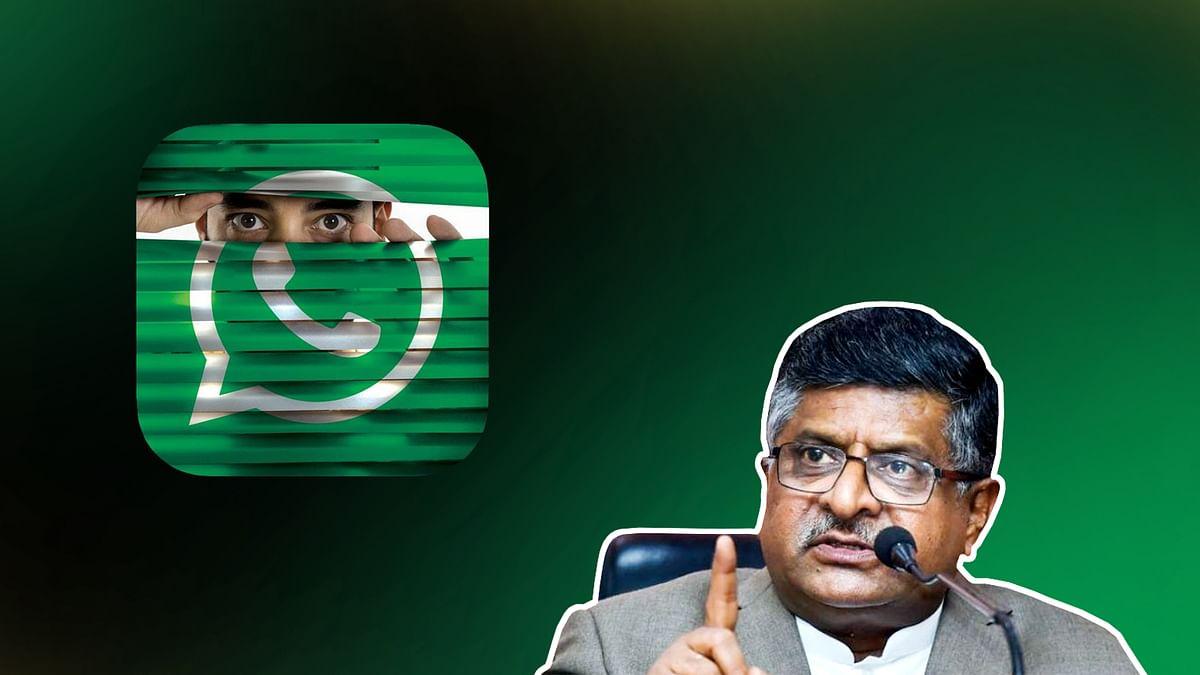 WhatsApp को मोदी सरकार ने दी पत्र लिख कर चेतावनी, IT मिनिस्टर ने कही यह बात