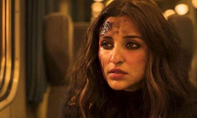 परिणीति चोपड़ा की फिल्म 'द गर्ल ऑन द ट्रेन' का टीजर, अगले महीने होगी रिलीज