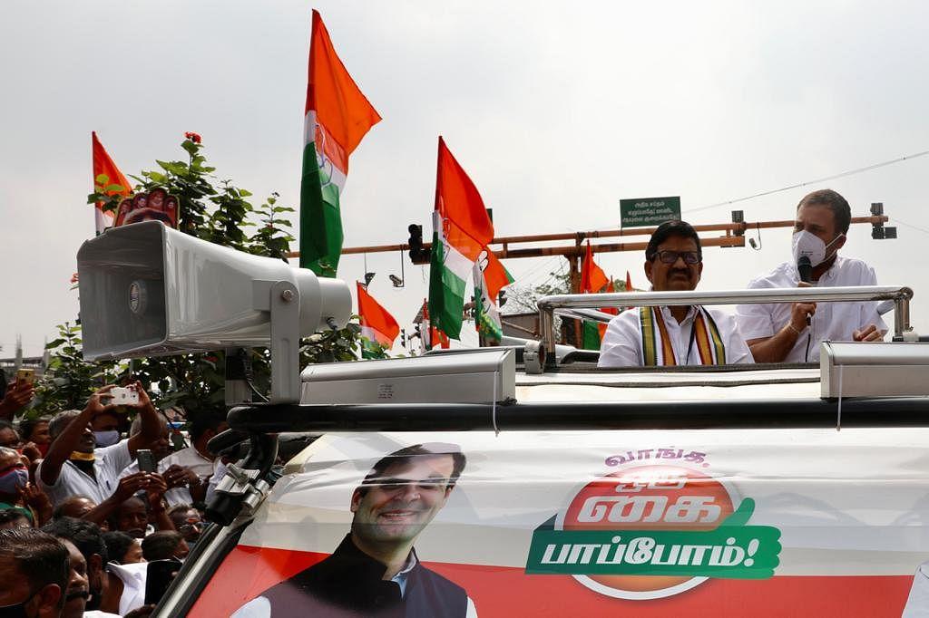 PM मोदी को तमिलनाडु की संस्कृति, भाषा और लोगों का कोई सम्मान नहीं: राहुल