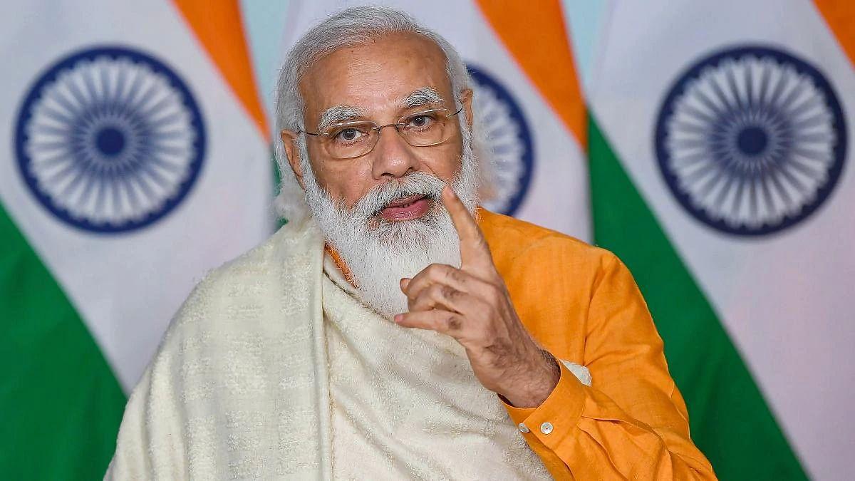 देशवासियों को नए साल की शुभकामनाएं देते हुए PM मोदी ने की ये कामना