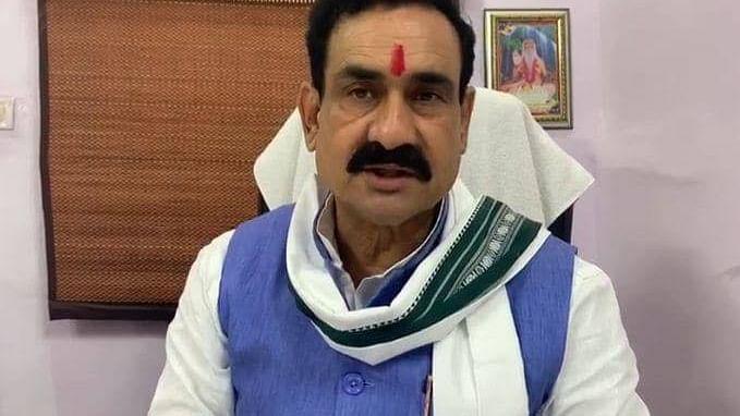 प्रदेश मंत्री नरोत्तम मिश्रा का कांग्रेस के ट्वीट पर तंज, कही ये बड़ी बात