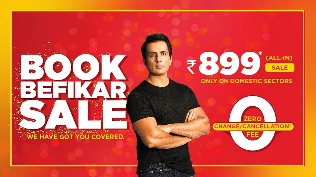 SpiceJet एयरलाइन ने पेश की 'Book Befikar Sale'