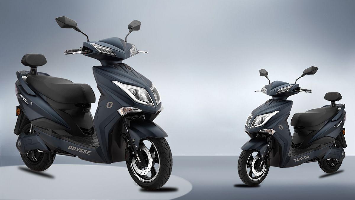 Odysse ने लॉन्च किया स्लो स्पीड वाला इलेक्ट्रिक स्कूटर 'E2 Go'
