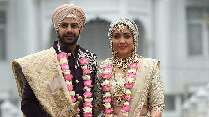 करणवीर मेहरा ने निधि सेठ संग रचाई शादी, सामने आईं तस्वीरें