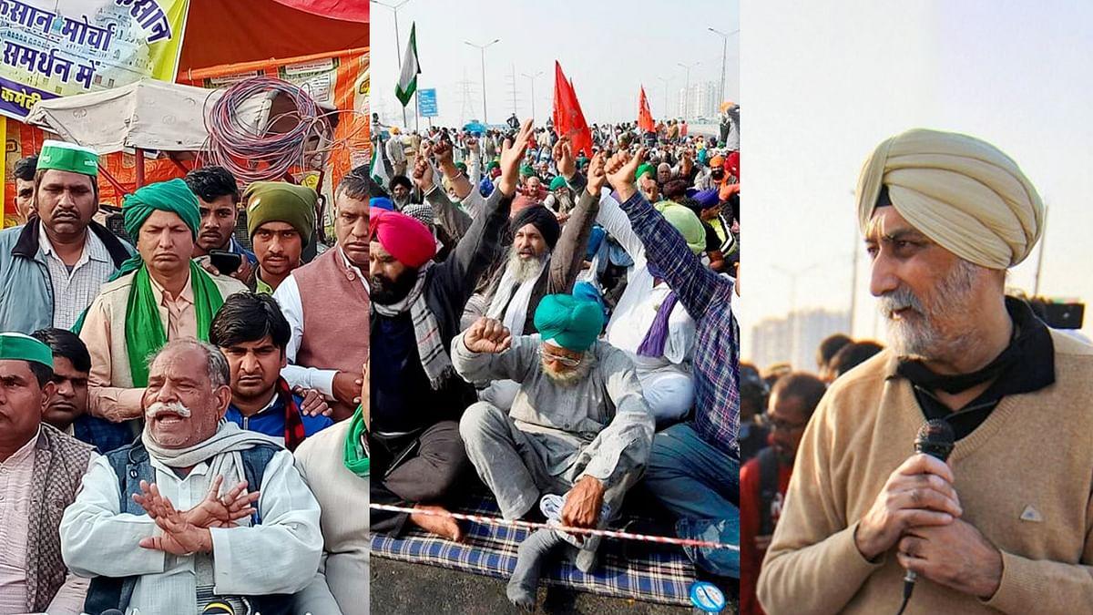 दो किसान संगठनों के अलग होते ही 58 दिनों से चल रहा किसान आंदोलन हुआ खत्म