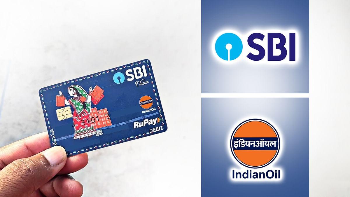 एसबीआई ने इंडियन ऑयल के साथ लॉन्च किया को-ब्रांडेड रुपे डेबिट कार्ड