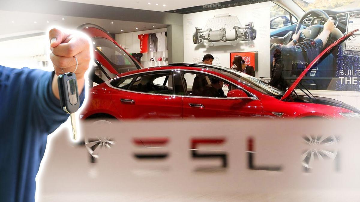 Tesla कंपनी नहीं कर सकी पिछले 2020 में बिक्री का लक्ष्य पूरा