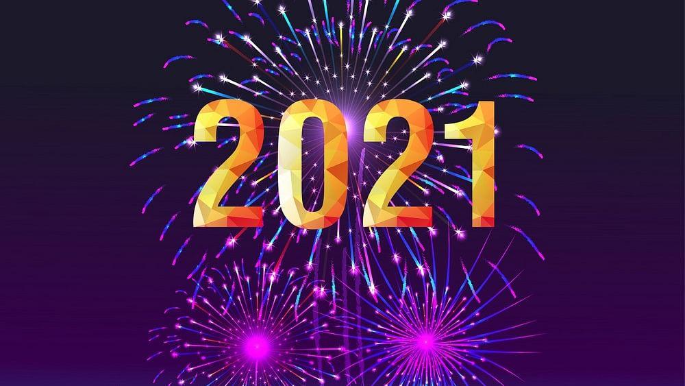 Happy New Year: सीएम शिवराज समेत कई नेताओं ने दी नए साल 2021 की शुभकामनाएं