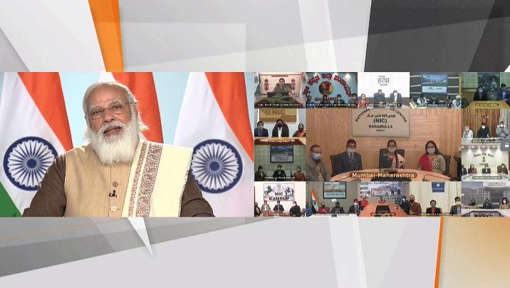 राष्ट्रीय बाल पुरस्कार विजेताओं से संवाद कर PM मोदी ने बच्चों को दी सलाह