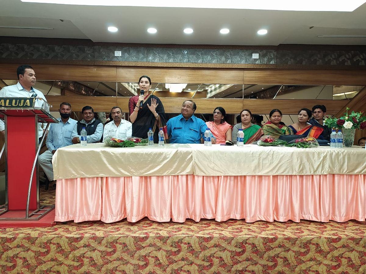 छिंदवाड़ा : अर्थ संगिनी की महिला सशक्तिकरण पर सराहनीय पहल