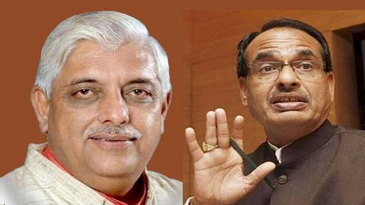 शिवराज कैबिनेट विस्तार: भाजपा MLA विश्नोई के समर्थन में उतरे कांग्रेसी नेता
