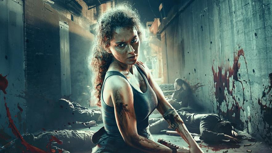 कंगना रनौत की फिल्म 'धाकड़' के रिलीज डेट की घोषणा, पोस्टर आया सामने