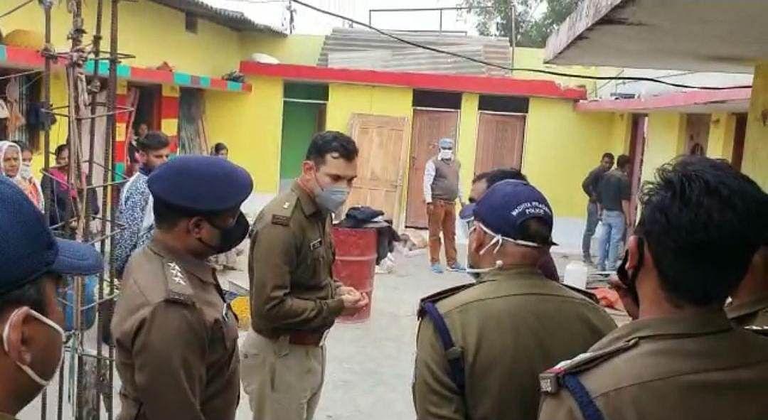 जबलपुर : फड़बाज, ड्रग माफिया मंजू का कब्जा जमींदोज