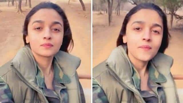 ट्रिप से लौटने के बाद आलिया ने शेयर किया वीडियो, जंगल में घूमती आईं नजर