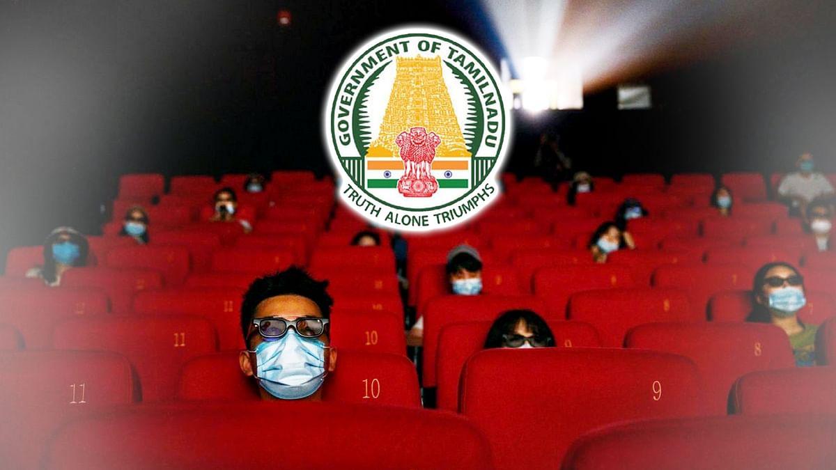 तमिलनाडु में खुलेंगे 100% की क्षमता के साथ सिनेमाघर और मल्टीप्लेक्स