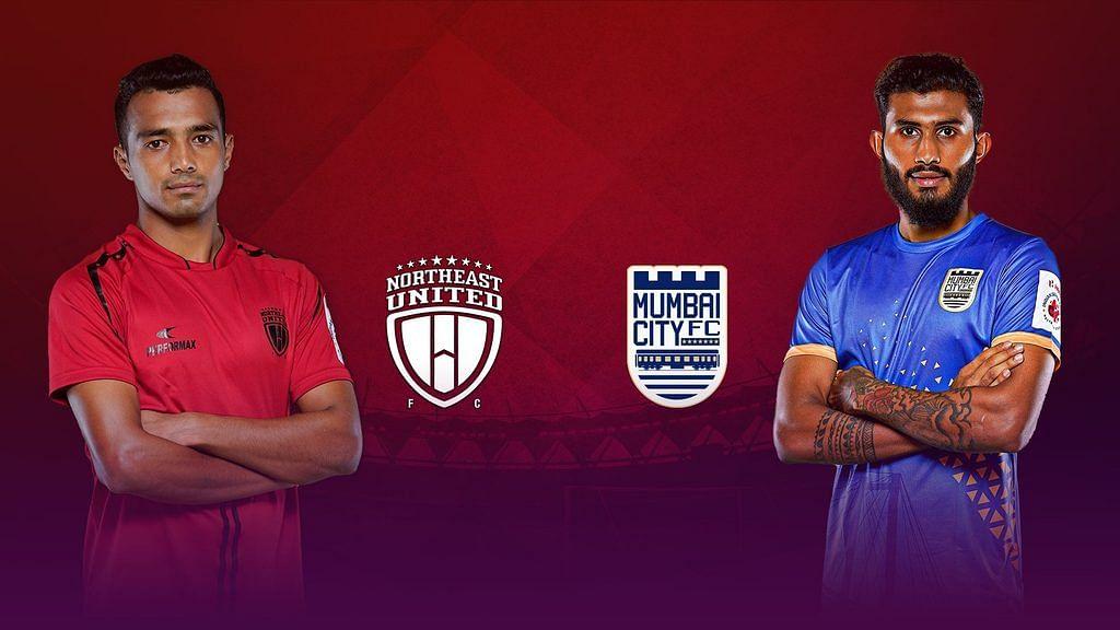 ISL 2020-21 : हाईलैंडर्स ने रोका मुम्बई का विजय रथ