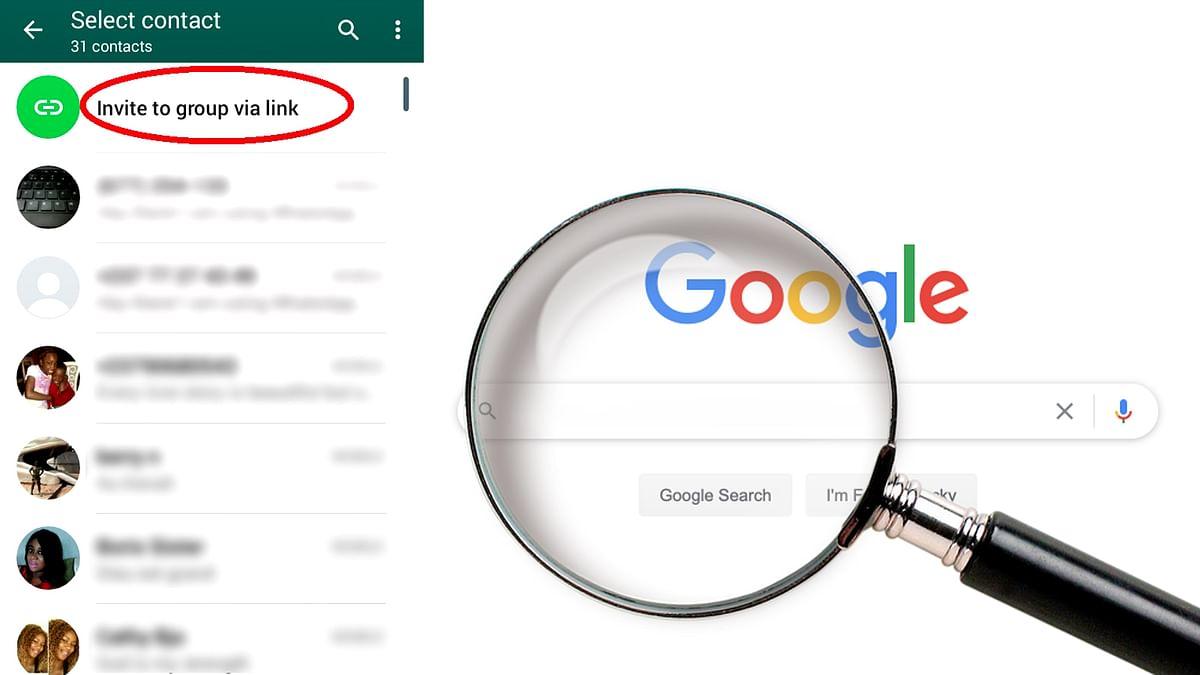गूगल सर्च में दिख रहे यूजर्स के WhatsApp प्राइवेट ग्रुप्स, प्रोफाइल और नंबर