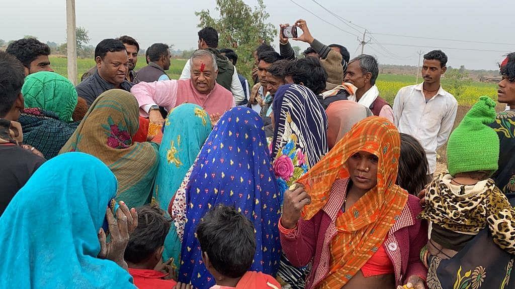 ग्वालियर : भाजपा में जाने के बाद मोहन सिंह भितरवार में हुए सक्रिय
