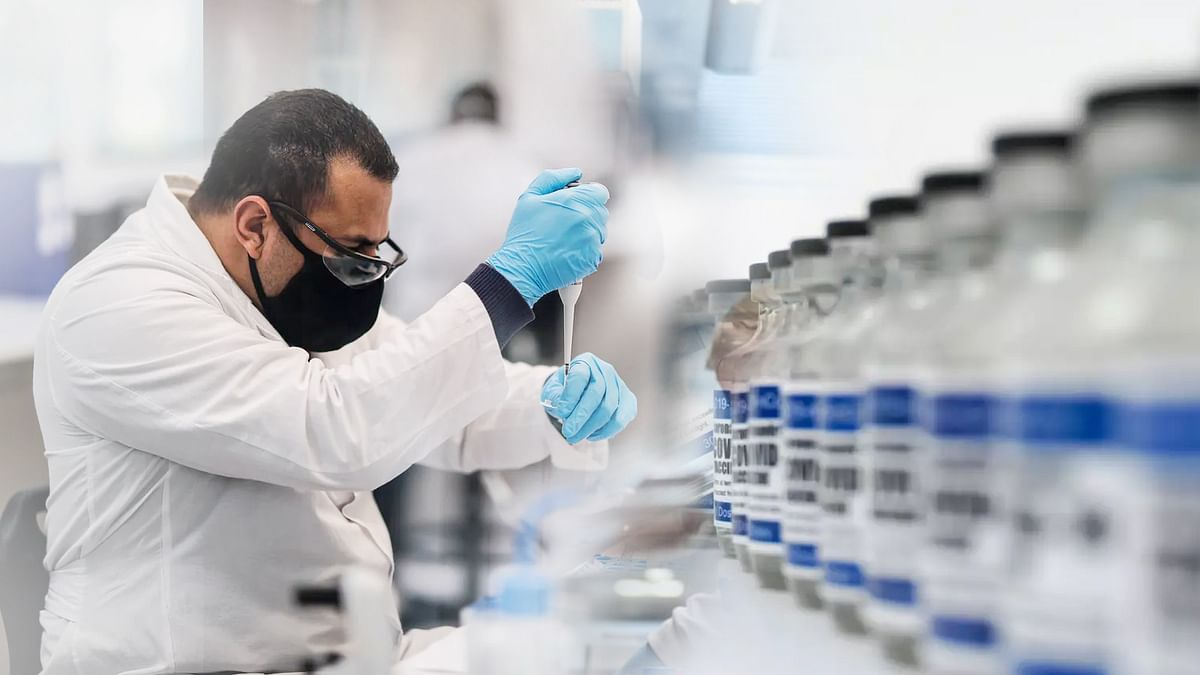 कोरोना के नए स्ट्रेन के लिए नई वैक्सीन तैयार कर रहे ऑक्सफोर्ड के वैज्ञानिक