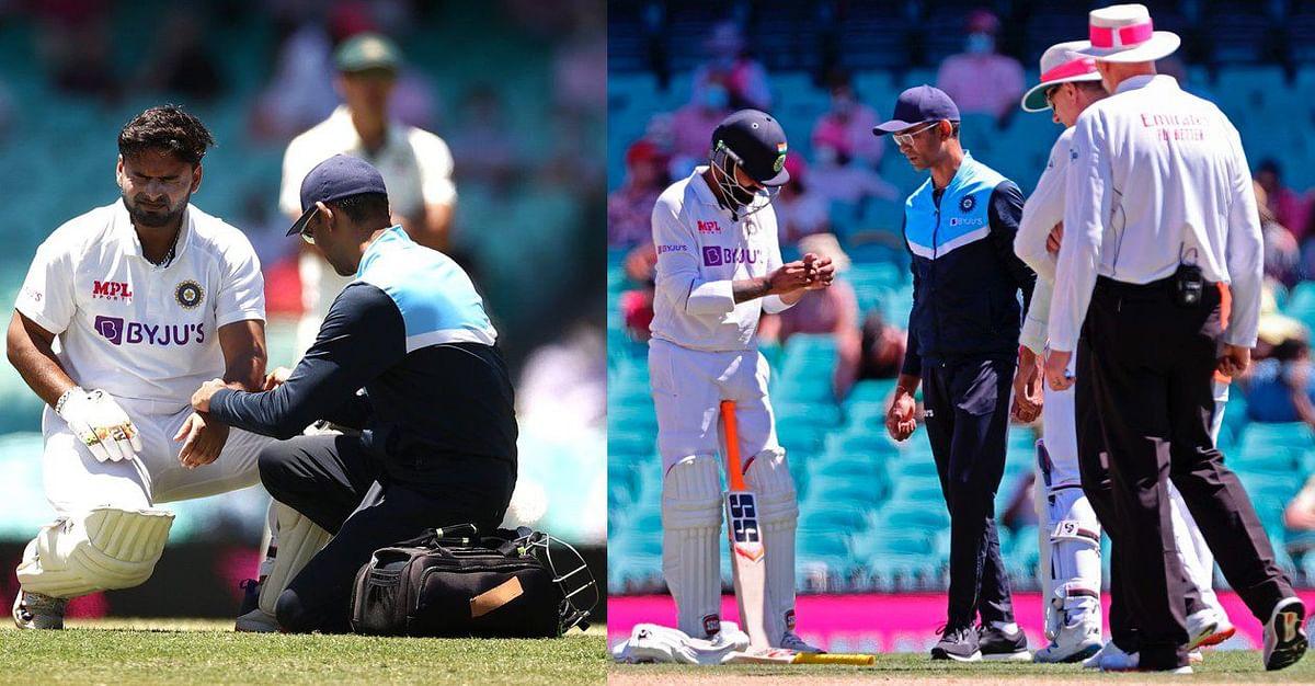 IND vs AUS : शेष सिडनी टेस्ट से बाहर हो सकते हैं जडेजा, पंत भी चोटिल